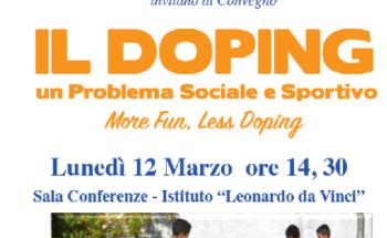 IL DOPING Un problema sociale e sportivo