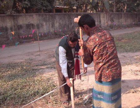 Avvio dei lavori - Dicembre 2009