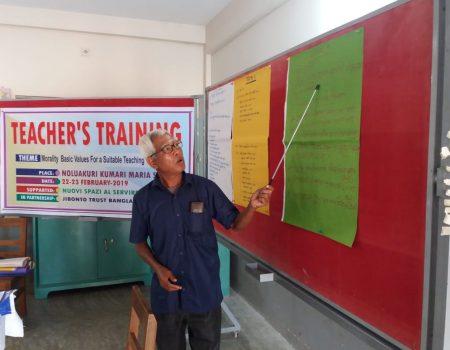 Corso aggiornamento insegnanti