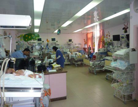 Nuova terapia intensiva gennaio 2010
