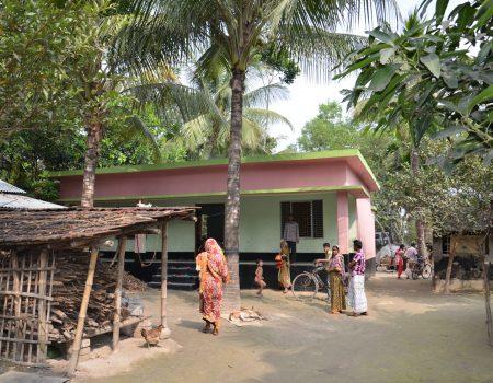 il Centro polifunzioale ed il suo villaggio