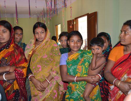 le donne del villaggio